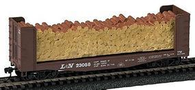 Railstuff Plpwd ld ATh flt 4 wd /2 - HO-Scale