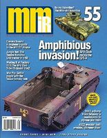 MilitaryMiniatures Military Miniatures in Review Magazine Issue #55 Military Vehicle Magazine #55
