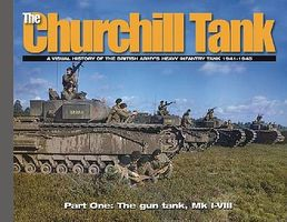 MilitaryMiniatures The Churchill Tank Part 1- The Gun Tank Mk I-VII