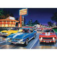 Masterpiece Woodward Avenue 1000pcs Jigsaw Puzzle 600-1000 Piece #71515