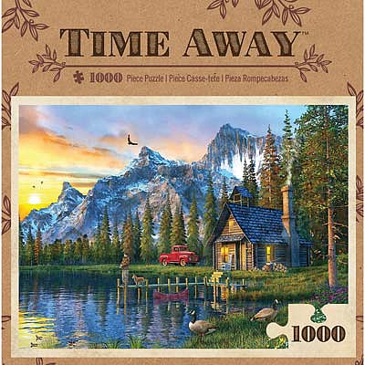 Masterpiece Living The Dream 1000pcs -- Jigsaw Puzzle 600-1000 Piece -- #71639