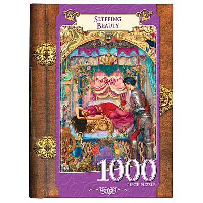 Masterpiece Sleeping Beauty 1000pcs -- Jigsaw Puzzle 600-1000 Piece -- #71659