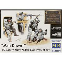 MasterBox 1/35 Man Down! US Modern Army Middle East (4)