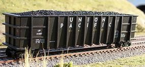 Motrak Coal Loads for Athearn/MDC 50 Thrall Hi-Side Gondola HO Scale Model Train Freight Car #81220