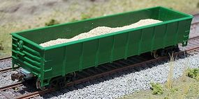 Motrak Sand Loads for Athearn/MDC 40 Gondola (2-Pack) HO Scale Model Train Freight Car #81225