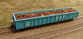 Motrak Scrap Metal Load for ExactRail 2743 Gondola HO Scale Model Train Freight Car Load #81505