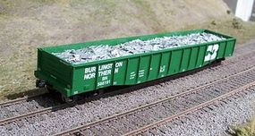 Motrak Scrap Aluminum Load for Walthers/Proto 53 HO Scale Model Train Freight Car Load #81724