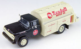 Classic-Metal-Works Tank Truck Kendall Oil HO Scale Model Railroad Vehicle #30457