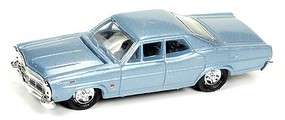Classic-Metal-Works Ho 67 Ford Sedan Blu