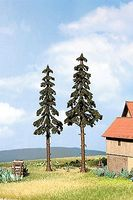 Noch 2 High Trunk Spruce Tree (16.5cm & 18cm) Model Railroad Tree #21926