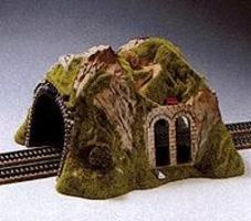 Noch Double Track Straight Tunnel HO Scale Model Railroad Tunnel #2430