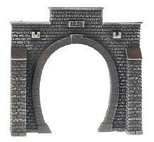 Noch Single-Track Tunnel Portal (13.5 x 13cm) HO Scale Model Railroad Tunnel #58051