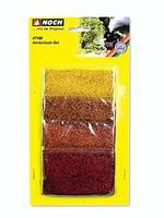 Noch Autumn Leaf Foliage Set Model Railroad Grass #7168