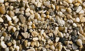 Noch Gravel (Beige) Natural Stones (250g) Model Railroad Grass Earth #9216