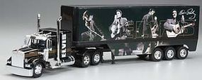 New-Ray (bulk of 8) 1/32 Elvis Presley The Wertheimer Truck Plastic Model Car Truck 1