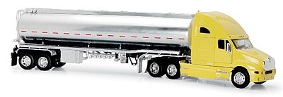 New Ray Toys Kenworth T2000 w/Sleeper Cab Oil Tanker -- Diecast Model Truck -- 1/32 scale -- #12223
