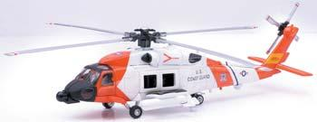 New Ray Toys HH-60J Jayhawk -- Diecast Model Helicopter -- 1/60 scale -- #25597