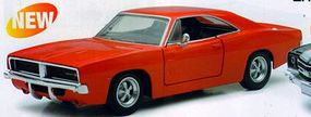 New-Ray 1/24 1969 Dodge Charger R/T Car (Die Cast)