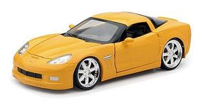 New-Ray 2010 Corvette Grand Sports Car (Die Cast) Diecast Model Car 1/24 Scale #71986a