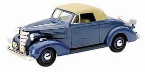 New-Ray Chevy Master Convertible Cabriolet Blue Diecast Model Car 1/32 scale #ss-55043
