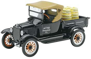 New Ray Toys 1925 Ford Model T Pick-Up -- Diecast Model Car Truck -- 1/32 scale -- #ss-55113a