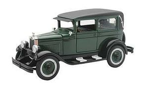 New-Ray 1928 Chevy Imperial Lanau 4 Door Green Diecast Model Truck 1/32 scale #ss-55173