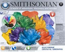 NSI Smithsonian Large Crystal Growing Kit