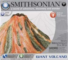 NSI Smithsonian Giant Volcano Kit