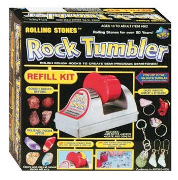 NSI Rock Thumbler Refill Pack