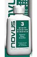 Novus Heavy Scratch Remover 2oz. Bottle