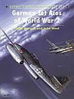 Osprey-Publishing Aircraft of the Aces - German Jet Aces of WWII Military History Book #aa17