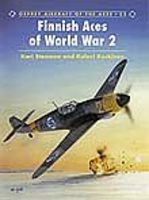 Osprey-Publishing Aircraft of the Aces - Finnish Aces of WWII Military History Book #aa23