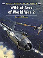 Osprey-Publishing Aircraft of the Aces - Wildcat Aces of WWII Military History Book #aa3