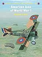 Osprey-Publishing Aircraft of the Aces - American Ace of WWI Military History Book #aa42