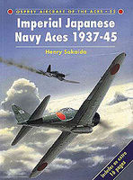 Osprey-Publishing Imperial Japanese Navy Aces 1937-45 Military History Book #ace22