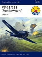 Osprey-Publishing Aviation Elite - VF11/111 Sundowners 1942-95 Military History Book #ae36