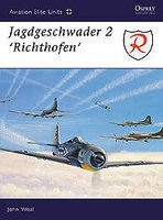 Osprey-Publishing Jagdgeschwader 2 Richthofen Military History Book #aeu1