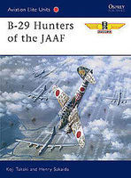 Osprey-Publishing B-29 Hunters of The JAAF Military History Book #aeu5