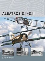 Osprey-Publishing Air Vanguard - Albatros DI-DII Military History Book #av5