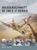 Osprey-Publishing Messerschmitt Bf109E-F Military History Book #avg23