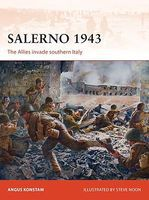 Osprey-Publishing Campaign - Salerno 1943 Military History Book #c257