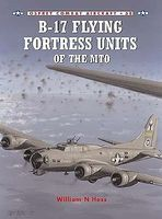 Osprey-Publishing Combat Aircraft - B17 Flying Fortress Units of the MTO Military History Book #ca38