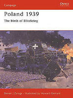Osprey-Publishing Poland 1939 The Birth of Blitzkrieg Military History Book #cam107