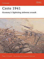Osprey-Publishing Crete 1941 Military History Book #cam147