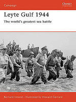 Osprey-Publishing Leyte Gulf 1944 Military History Book #cam163