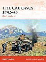 Osprey-Publishing The Caucasus 1942-43 Military History Book #cam281