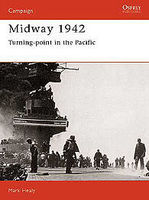 Osprey-Publishing Midway 1942 Military History Book #cam30