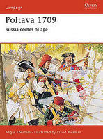 Osprey-Publishing Poltava 1709 Military History Book #cam34