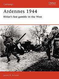 Osprey Publishing Aarennes 1944 -- Military History Book -- #cam5