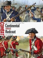 Osprey-Publishing Combat American Revolutionary War Continental vs Redcoat Military History Book #cbt9
